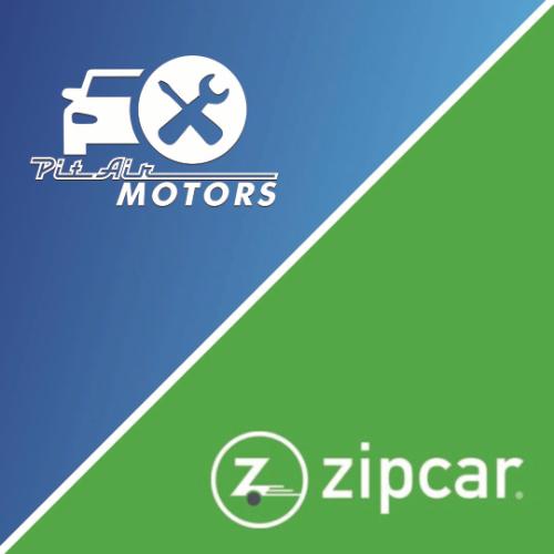 pit air and zip cars partnership